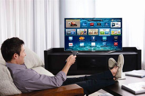 Qué es smart tv