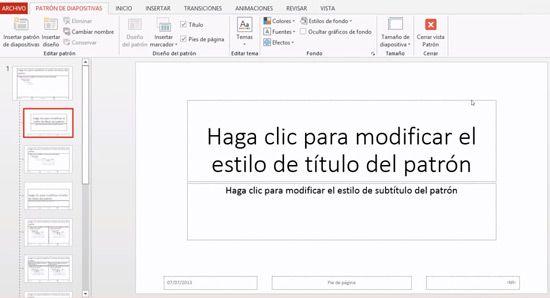 Cómo hacer un PowerPoint