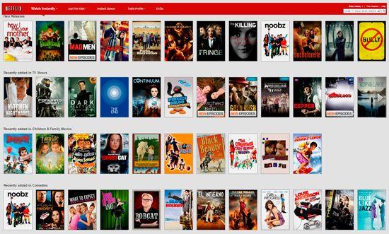Qué es Netflix