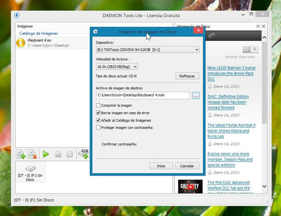Cómo copiar DVD a la PC