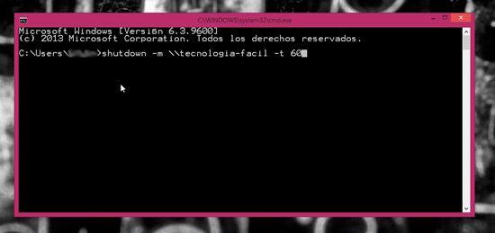 Apagar PC por red LAN