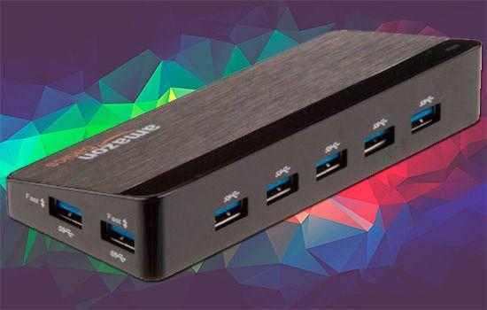 Qué es un Hub USB