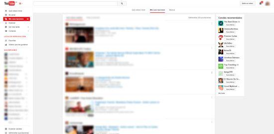 Cómo usar YouTube