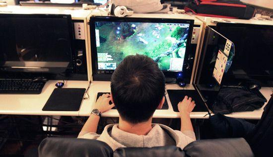 Qué son los juegos en línea