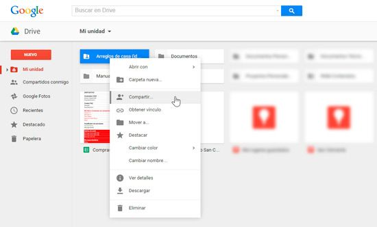 how to see google photos in google drive