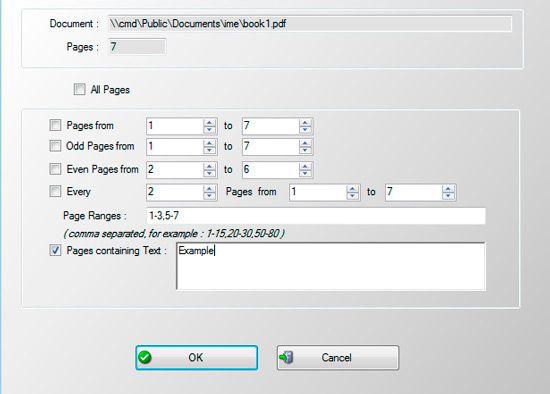 Extraer imagenes de un PDF