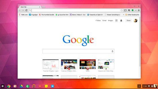 Qué es Chromebook