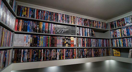 Cómo catalogar películas