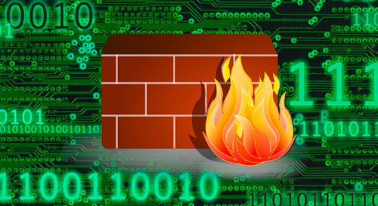Habilitar firewall en Windows