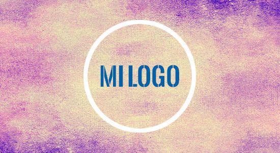 Crear logo con Chrome