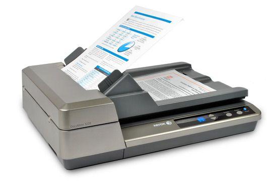 Qué es un escaner