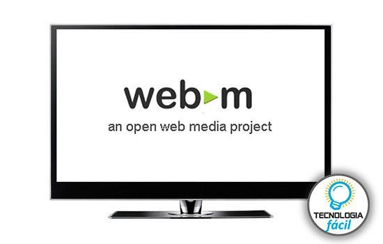 Qué es WebM