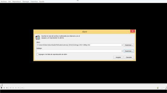 Cómo abrir archivos MKV