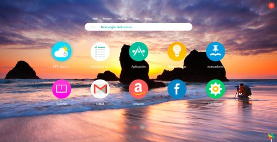 Cómo personalizar pestaña en Chrome