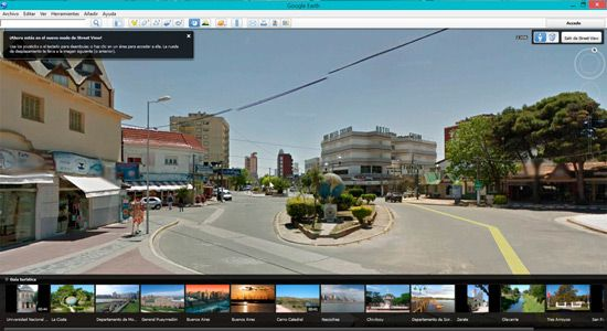 Cómo usar Google Earth