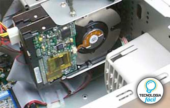 Aumentar capacidad almacenamiento de PC