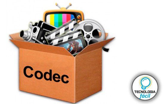 Qué es un codec