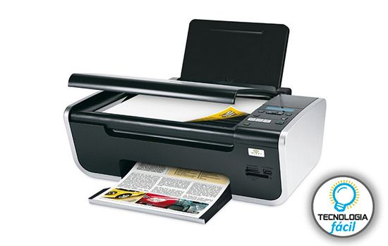 Qué es impresora Inkjet