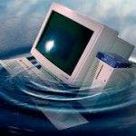 ¿Cómo recuperar una computadora mojada?