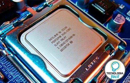 CPU y sistema de 32 o 64 bits