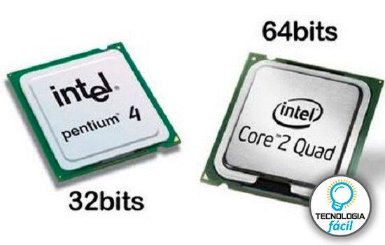 Diferencias entre 64 y 32 bits