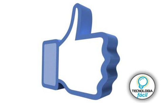 Ver y organizar me gusta de Facebook