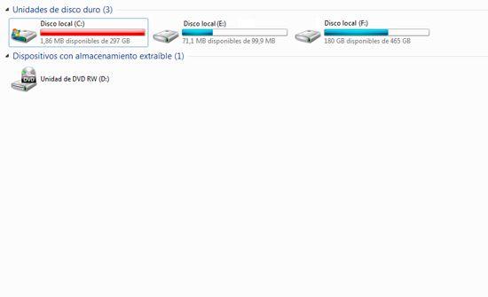 Mi PC está lenta