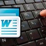 Atajos de teclado para Word