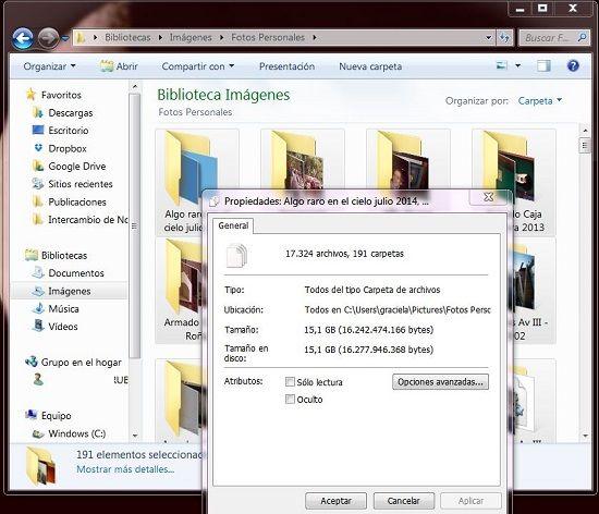 Cuántos archivos caben en un pendrive
