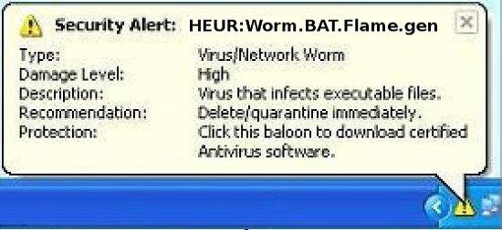 Precauciones al descargar