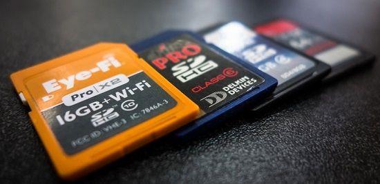 Qué tarjeta microSd comprar