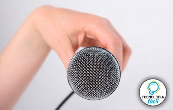 Cómo comprar microfono