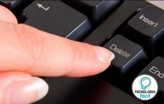 Cómo eliminar archivos