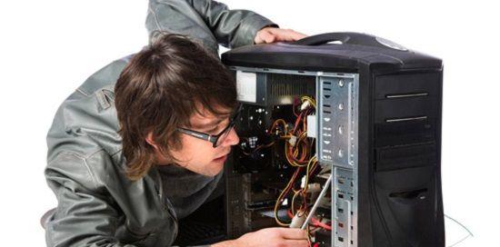Reparar problemas de la PC