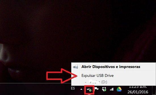 Quitar dispositivo USB