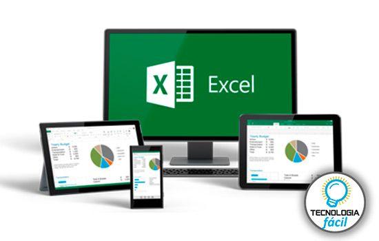 Ver archivos Excel sin Office