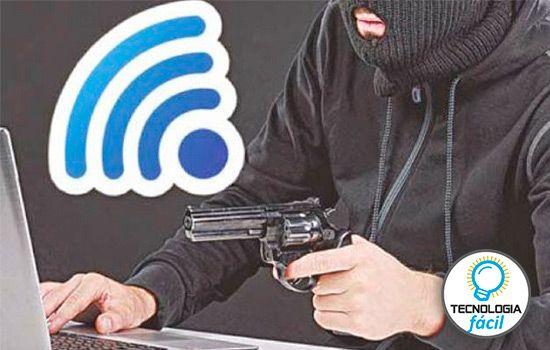 Evitar robo de WiFi