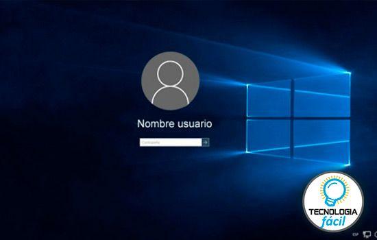Login automático en Windows