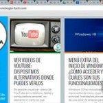 ¿Cómo usar el navegador con varias pestañas a la vez?