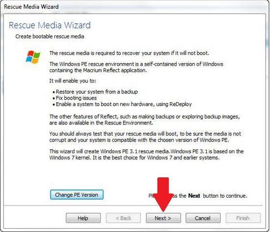 Imagen de disco para actualizar Windows 10