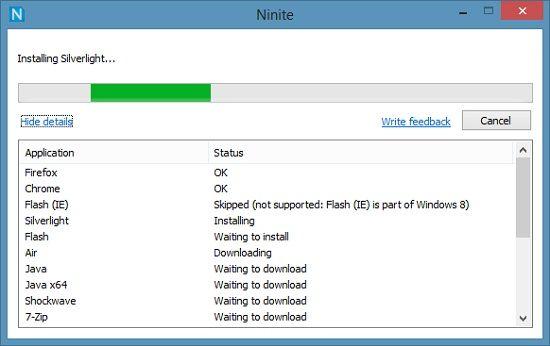 Instalar programas en PC nueva