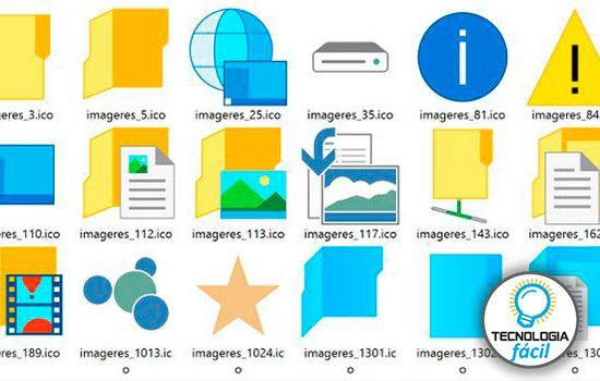 Cómo extraer iconos