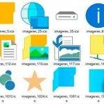 Herramientas para extraer un ícono específico