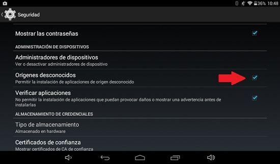 Cómo instalar WhatsApp en la tablet
