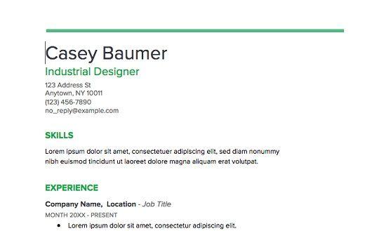 La historia de Casey Baumer