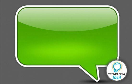 Enviar mensaje vacío WhatsApp