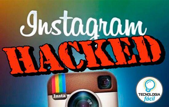 Instagram hackeado