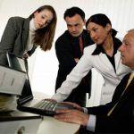 Tipos de software de estructura organizacional empresarial