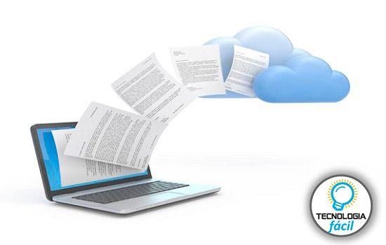 Recuperar archivos en la Nube