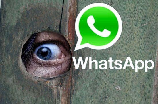 Espiar conversaciones en WhatsApp